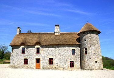 Manoir De La Gauguinier - Image 1 - Doville - rentals