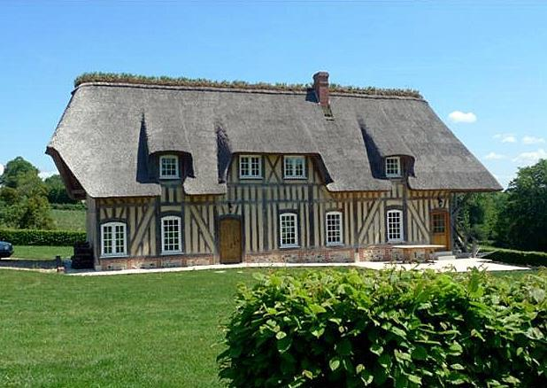 Domaine Du Pont - Farmhouse - Image 1 - Saint-Pierre-du-Val - rentals