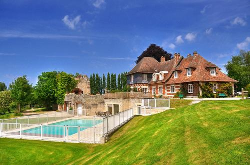 Manoir De Blouse-ville - Image 1 - Gonneville-sur-Honfleur - rentals