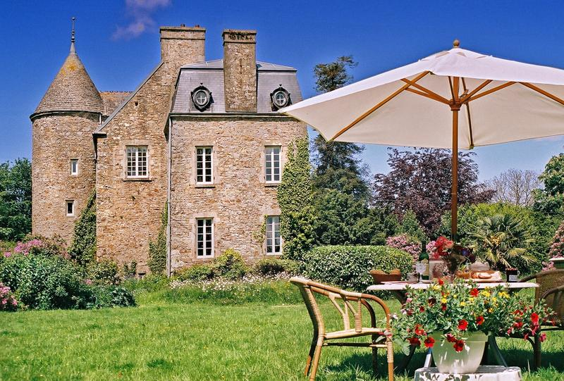 C16th Normandy Chateau Estate - Image 1 - France - rentals