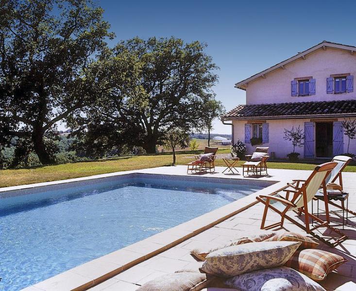 Villa La Plaine - Image 1 - La Sauziere-Saint-Jean - rentals