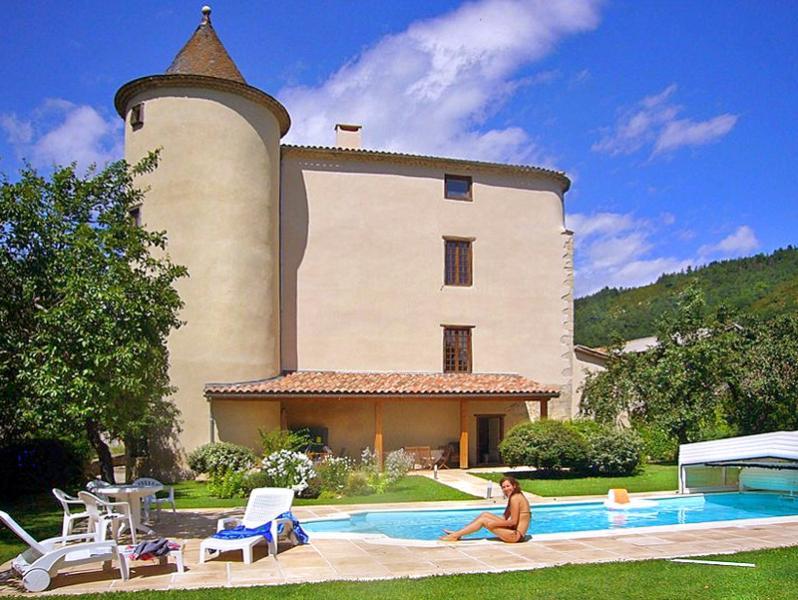 Chateau De Bellecare - Image 1 - Belcaire - rentals