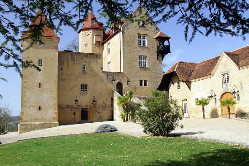 Chateau De Bearn - Image 1 - Escures - rentals