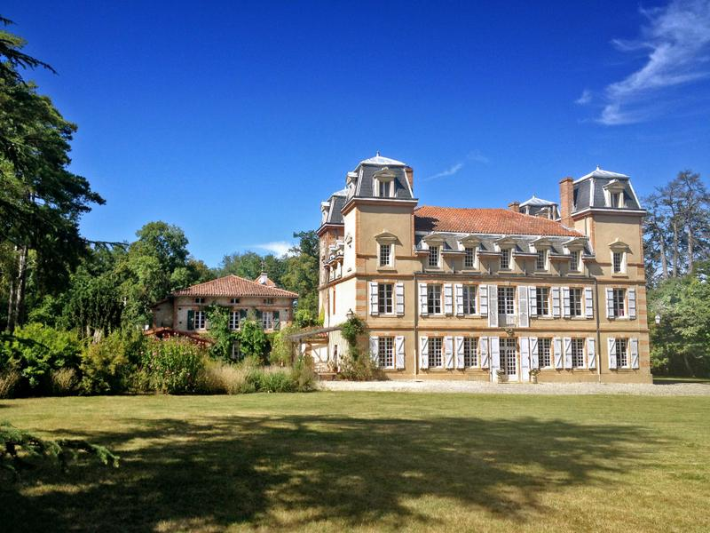 Chateau Ariege Estate - Image 1 - France - rentals