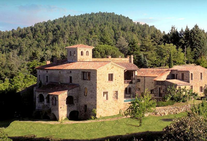 Chateau De Mazelle - Image 1 - Saint-Paul-le-Jeune - rentals
