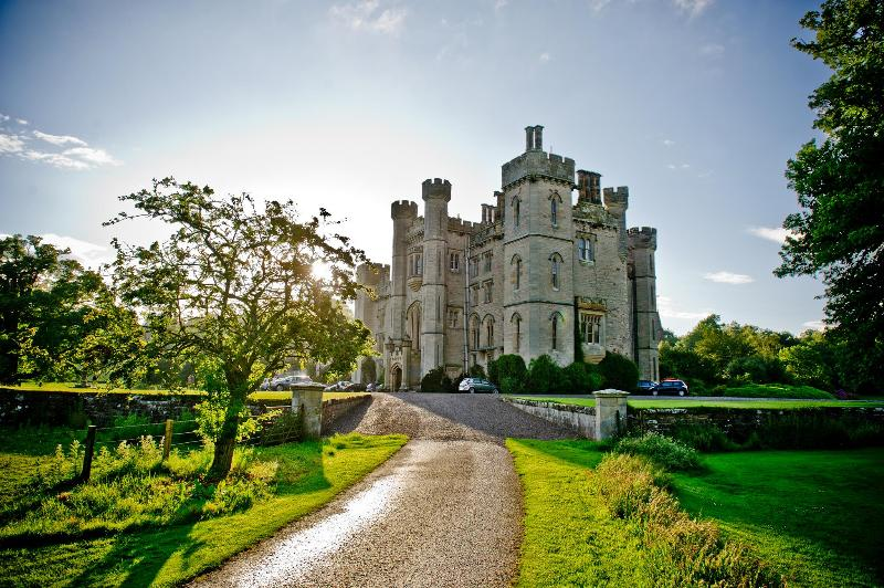 C14th Private Castle - Image 1 - Duns - rentals