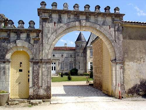 Chateau St Surin Estate - Image 1 - Belluire - rentals