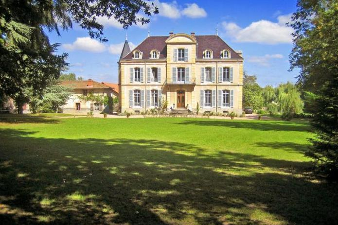 Chateau Les Bardants And Gite - Image 1 - Saint Bonnet des Quarts - rentals