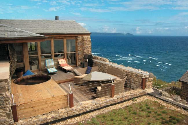 Cornish Beach House - Image 1 - Polperro - rentals