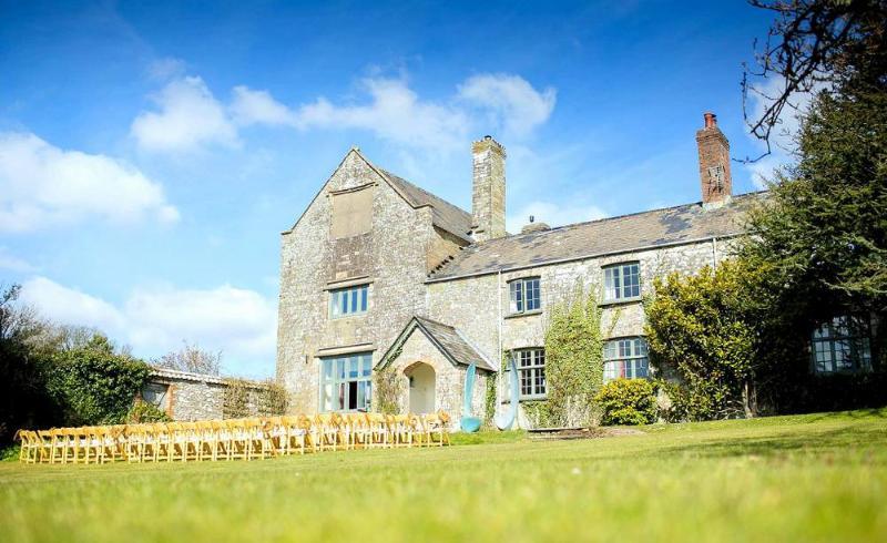 Devon Manor House - Image 1 - Braunton - rentals