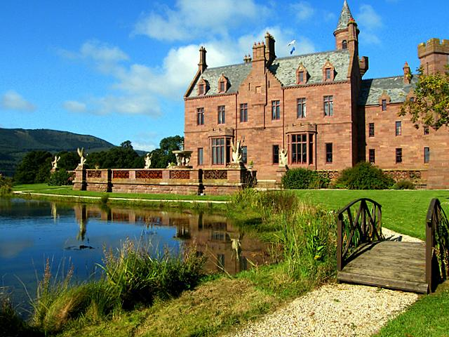 C19th Baronial Castle - Image 1 - Ardpatrick - rentals