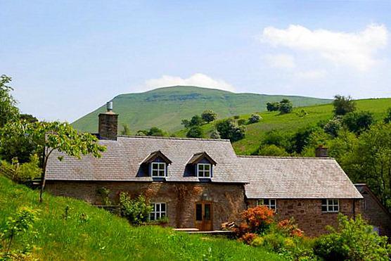 Valley Cottage - Image 1 - Glasbury-on-Wye - rentals