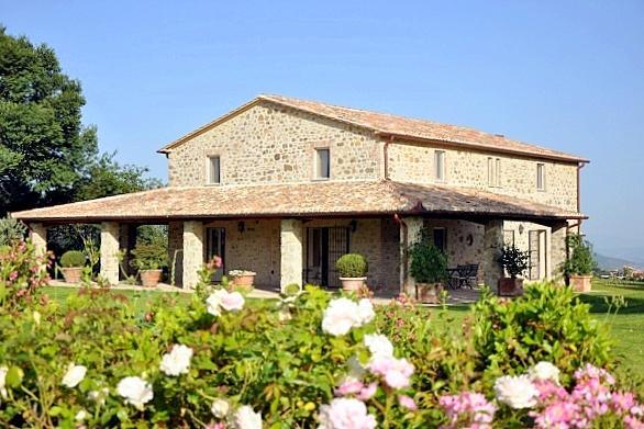 Bisenzio Farmhouse - Image 1 - Orvieto - rentals