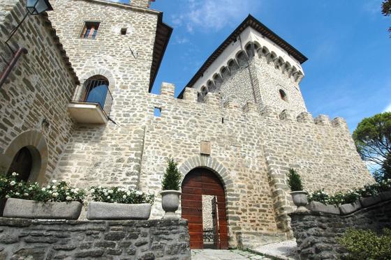 Castello Gubbio - Image 1 - Monteluiano - rentals