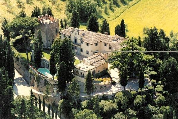 Villa Alberti - Image 1 - Montaione - rentals