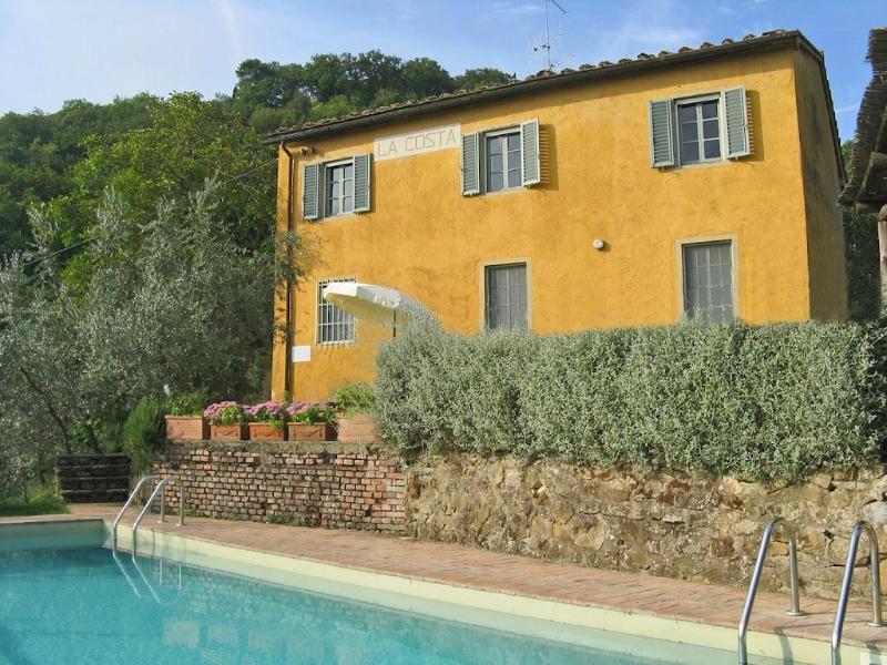 Villa Costi - Image 1 - San Leolino - rentals