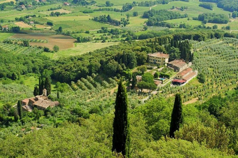 Villa Soldani Estate - Image 1 - San Leolino - rentals