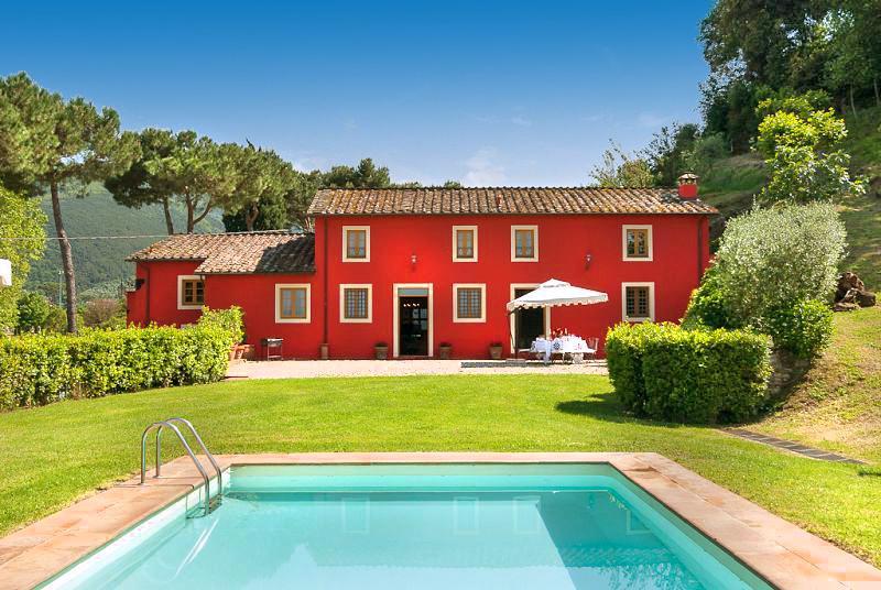 Villa Oliva - Image 1 - Vorno - rentals