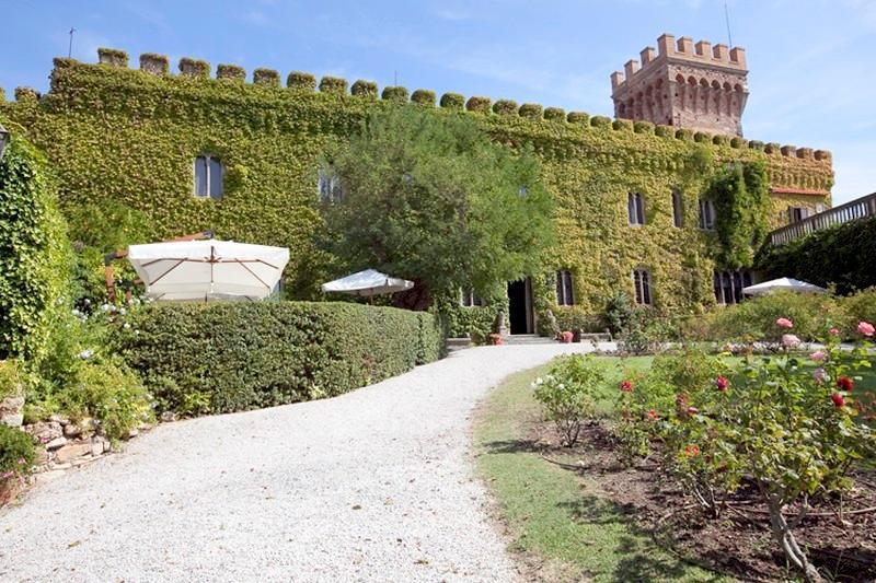 Castle Mago - Image 1 - Castagneto Carducci - rentals