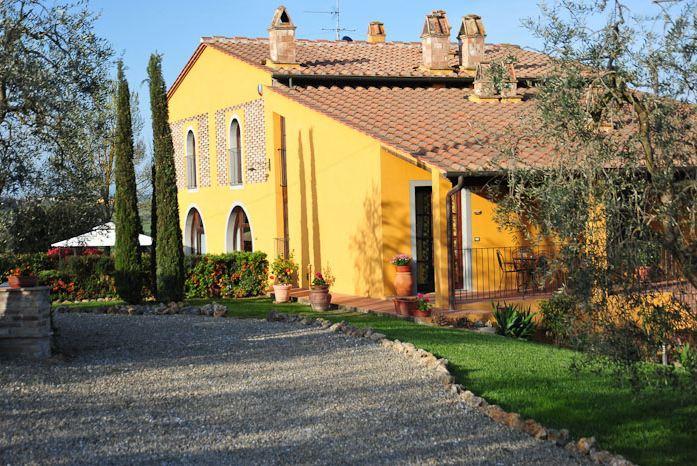 Villa Elsa - Image 1 - Certaldo - rentals