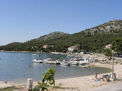 beach - 4554 A4 gornji(2+2) - Drage - Drage - rentals