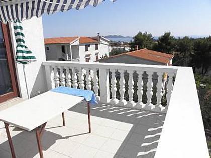 A115C(2+2): terrace - 4556 A115C(2+2) - Pakostane - Pakostane - rentals
