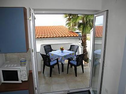 A1(2+2): terrace - 4558 A1(2+2) - Pakostane - Pakostane - rentals