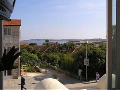 A2(2+1): view - 4568 A2(2+1) - Orebic - Orebic - rentals