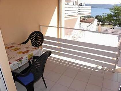 SA3-1(3): covered terrace - 4580 SA3-1(3) - Sveti Petar - Sveti Petar - rentals