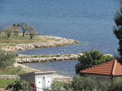 SA6(2+2): terrace view - 4580 SA6(2+2) - Sveti Petar - Sveti Petar - rentals