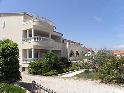 house - 4597  A1(2+2) - Malinska - Malinska - rentals