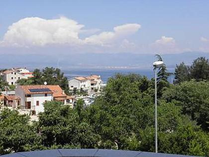 A4(4+2): terrace view - 4597  A4(4+2) - Malinska - Malinska - rentals