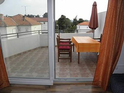 A2(4): terrace - 4644 A2(4) - Sveti Filip i Jakov - Sveti Filip i Jakov - rentals