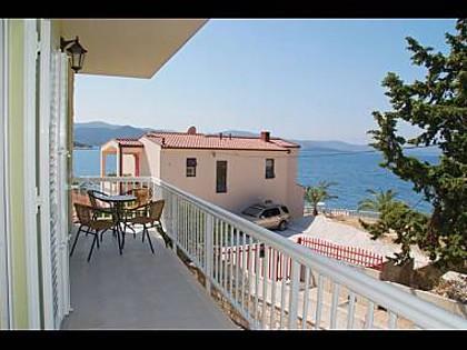 A2(2+2): terrace - 4727 A2(2+2) - Klek - Klek - rentals