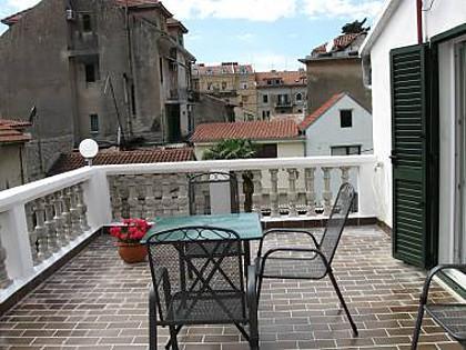 A2(4+1): terrace - 4732 A2(4+1) - Split - Split - rentals