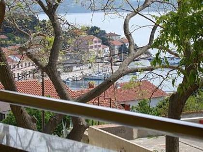 A1(2+1): terrace view - 2618  A1(2+1) - Sali - Sali - rentals