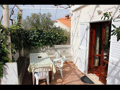 SA4(2+2): terrace - 4908  SA4(2+2) - Cavtat - Cavtat - rentals