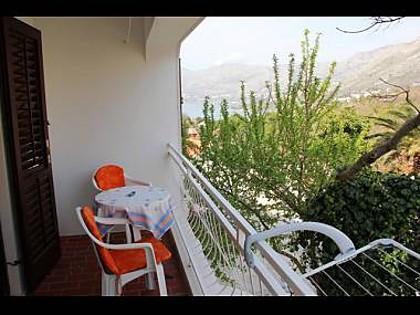 A3(2): terrace - 4908  A3(2) - Cavtat - Cavtat - rentals