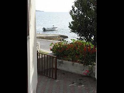 H(4+1): sea view - 4937 H(4+1) - Zadar - Zadar - rentals