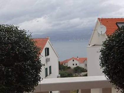 A1(2+2): balcony view - 4980  A1(2+2) - Postira - Postira - rentals