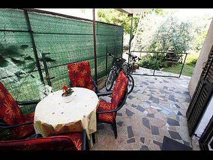 SA2 Skalinada (2+1): terrace - 3277 SA2 Skalinada (2+1) - Novigrad - Novigrad - rentals