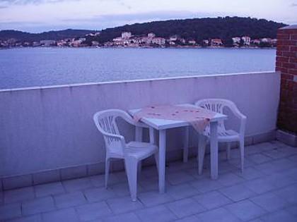SA5(2): terrace - 5041 SA5(2) - Tisno - Tisno - rentals