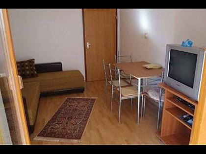 A2(2+2): living room - 00406VODI A2(2+2) - Vodice - Vodice - rentals