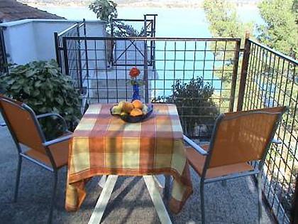 A2(2): terrace - 01407TROG  A2(2) - Mastrinka - Mastrinka - rentals