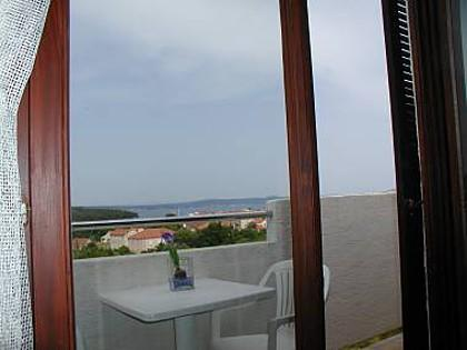 A1(2+2): terrace - 5079 A1(2+2) - Kukljica - Kukljica - rentals