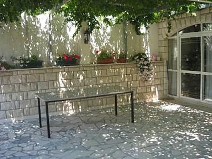 A1(6+2): terrace - 5111 A1(6+2) - Nemira - Central Dalmatia Islands - rentals