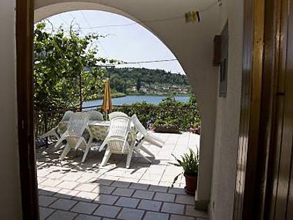 A2(4+2): terrace - 5123  A2(4+2) - Bacina - Ploce - rentals