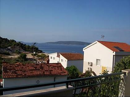 A1(6): sea view - 5128  A1(6) - Okrug Donji - Okrug Donji - rentals