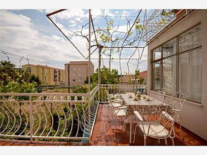 A1(6): terrace - 03607TROG A1(6) - Trogir - Trogir - rentals