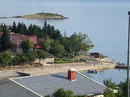 A1(4+2): sea view - 5149  A1(4+2) - Klenovica - Klenovica - rentals
